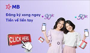 đăng ký app mbbank