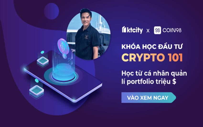 khóa học đầu tư crypto