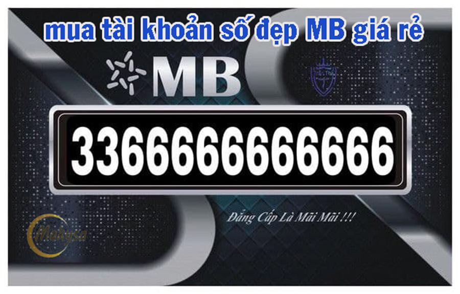 mua tài khoản số đẹp MB bank